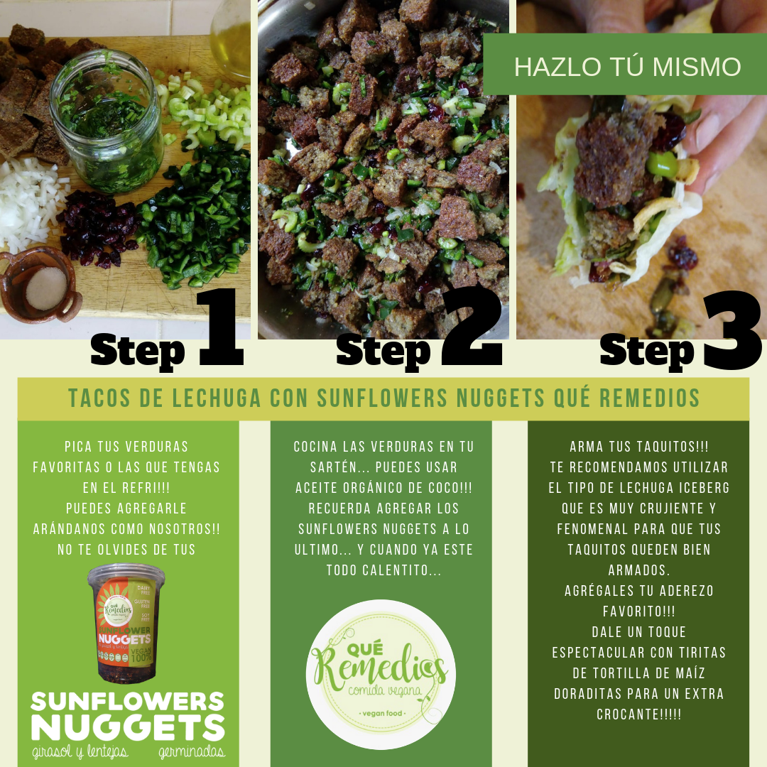 Tacos_veganos_Sunflower_Nuggets